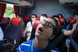 Як витримати спеку в автобусі